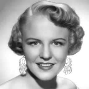 Peggy Lee is listed (or ranked) 19 on the list Famous People Who Died in 2002