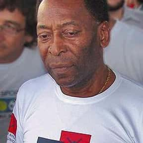 Pelé is listed (or ranked) 1 on the list The Best Soccer Players from Brazil