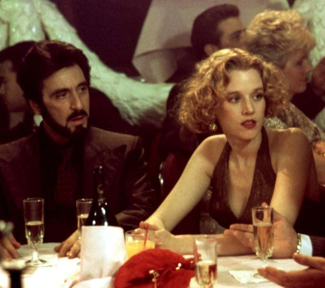 Penelope Ann Miller is listed (or ranked) 4 on the list Women Who Al Pacino Has Dated