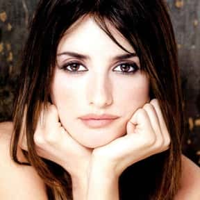 Penélope Cruz is listed (or ranked) 14 on the list The Best Hispanic Actresses of All Time