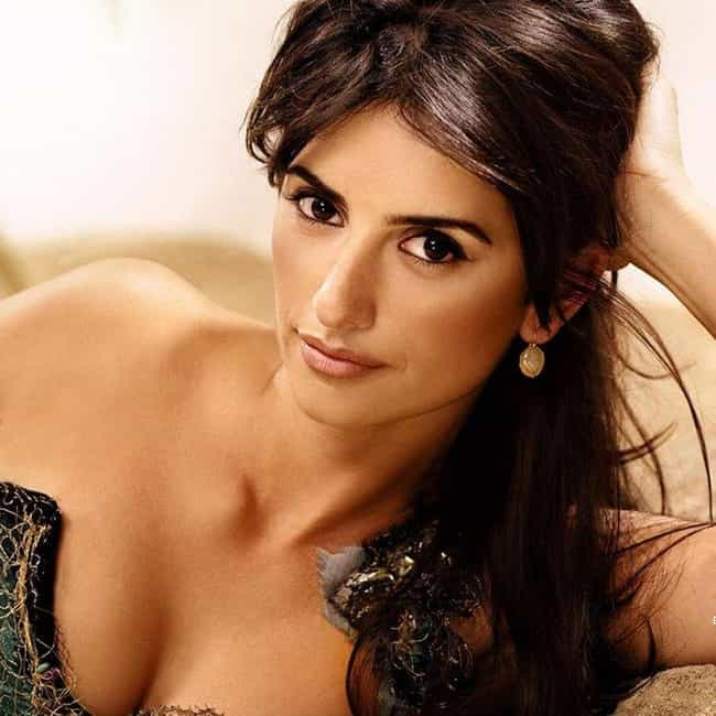 Penélope Cruz is listed (or ranked) 1 on the list The Most Stunning Spanish