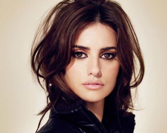 Penélope Cruz is listed (or ranked) 3 on the list The Most Gorgeous Women with Doe Eyes