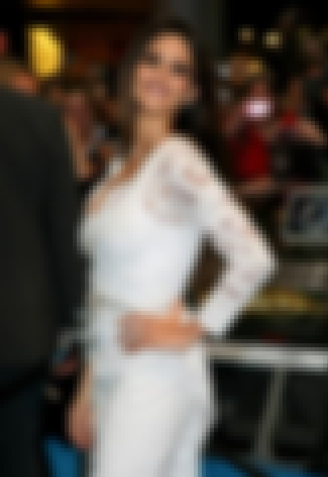 Penélope Cruz is listed (or ranked) 5 on the list 38 Famous ESFJs