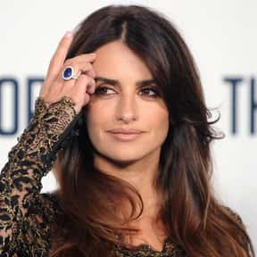 Penélope Cruz is listed (or ranked) 2 on the list The Most Beautiful Women of All Time