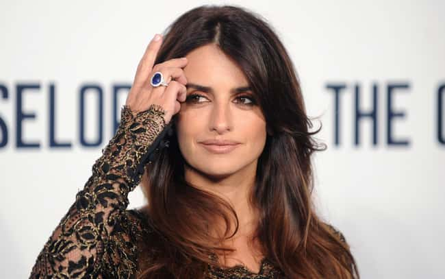 Penélope Cruz is listed (or ranked) 51 on the list The Most Captivating Celebrity Eyes (Women)