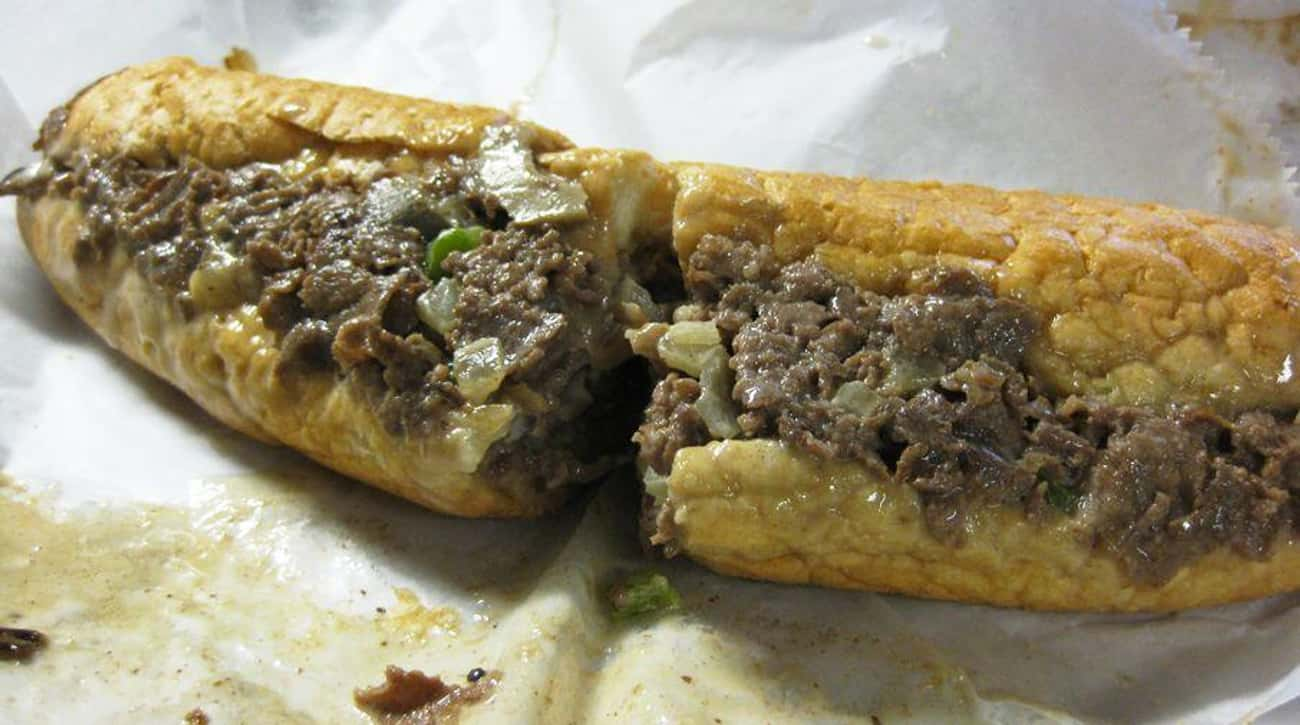 Pennsylvania - Cheesesteak is listed (or ranked) 1 on the list The Best State Sandwiches