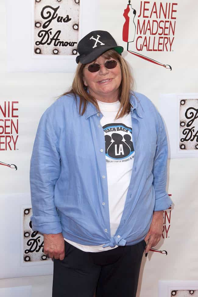 Penny Marshall is listed (or ranked) 2 on the list Celebrities Who Died In 2018