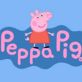 Peppa Pig is listed (or ranked) 12 on the list The Most Annoying Kids Shows of All Time