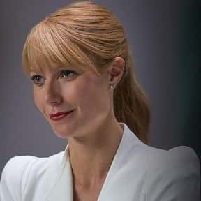 Pepper Potts is listed (or ranked) 11 on the list Which MCU Character Would Make The Best President During A Crisis?