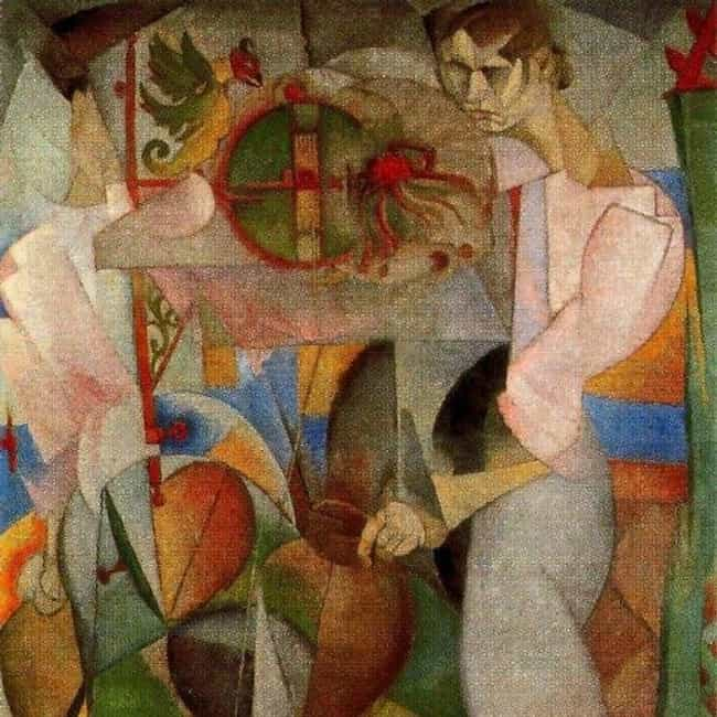 La mujer del pozo is listed (or ranked) 3 on the list Famous Diego Rivera Paintings
