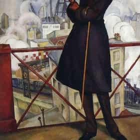 Retrato de Adolfo Best Maugard