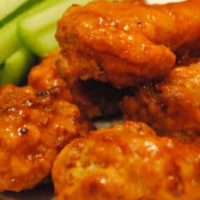 Chicken Wings is listed (or ranked) 10 on the list The Best American Foods