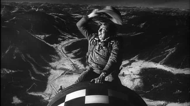 Dr. Strangelove or: How ... is listed (or ranked) 4 on the list If Someone Tells You They've Seen These Sci-Fi Movies, They're Probably Lying To You