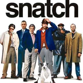 Snatch is listed (or ranked) 19 on the list Famous Movies From England