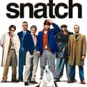 Snatch is listed (or ranked) 4 on the list The Best Crime Comedy Movies, Ranked