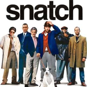 Snatch is listed (or ranked) 3 on the list The Best Jason Statham Movies of All Time, Ranked