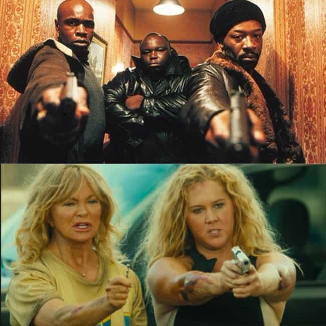 Snatch is listed (or ranked) 6 on the list The Worst Movies To Mix Up