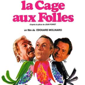 La Cage aux Folles is listed (or ranked) 11 on the list The Best Cross-Dressing Movies