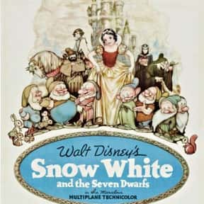 Snow White and the Seven Dwarf is listed (or ranked) 11 on the list Musical Movies With the Best Songs