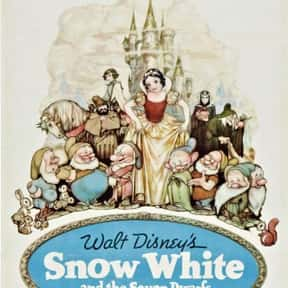 Snow White and the Seven Dwarf is listed (or ranked) 20 on the list Disney Movies with the Best Soundtracks, Ranked