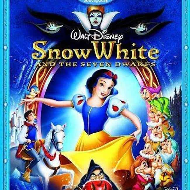 Snow White and the Seven Dwarf... is listed (or ranked) 4 on the list The Most Commonly Misquoted Film Quotes