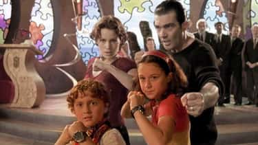 Spy Kids is listed (or ranked) 2 on the list 15 Great Tween Movies On Netflix: Not Too Childish, Not Too Mature, Just Right