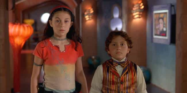 Spy Kids is listed (or ranked) 7 on the list Beloved Family Classics That Are Chock-Full Of Tragedy