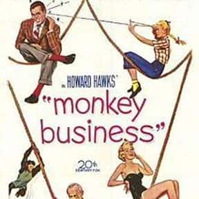 Monkey Business is listed (or ranked) 13 on the list The Best Comedy Movies of the 1950s