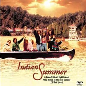Indian Summer is listed (or ranked) 17 on the list The Best Diane Lane Movies