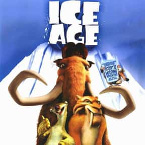 Ice Age is listed (or ranked) 16 on the list Good Movies for 4-Year-Olds