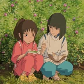 Spirited Away is listed (or ranked) 4 on the list 25+ Anime With Great Rewatch Value