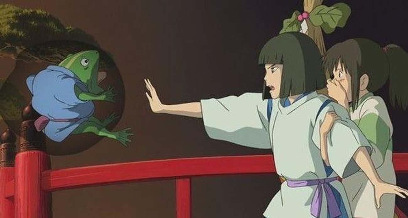 Spirited Away/Chicago (2002) is listed (or ranked) 3 on the list 14 Animated Films That Were Better Than That Year's Best Picture Oscar Winner
