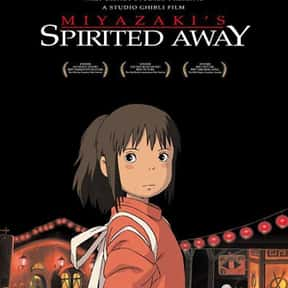 Spirited Away is listed (or ranked) 10 on the list The Best Movies That Are Super Weird