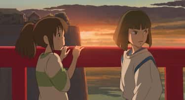 Spirited Away is listed (or ranked) 1 on the list The Best Anime Like 'Howl's Moving Castle'