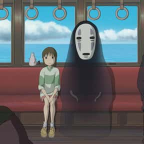 Spirited Away is listed (or ranked) 3 on the list The Best Anime to Watch While You're Stoned