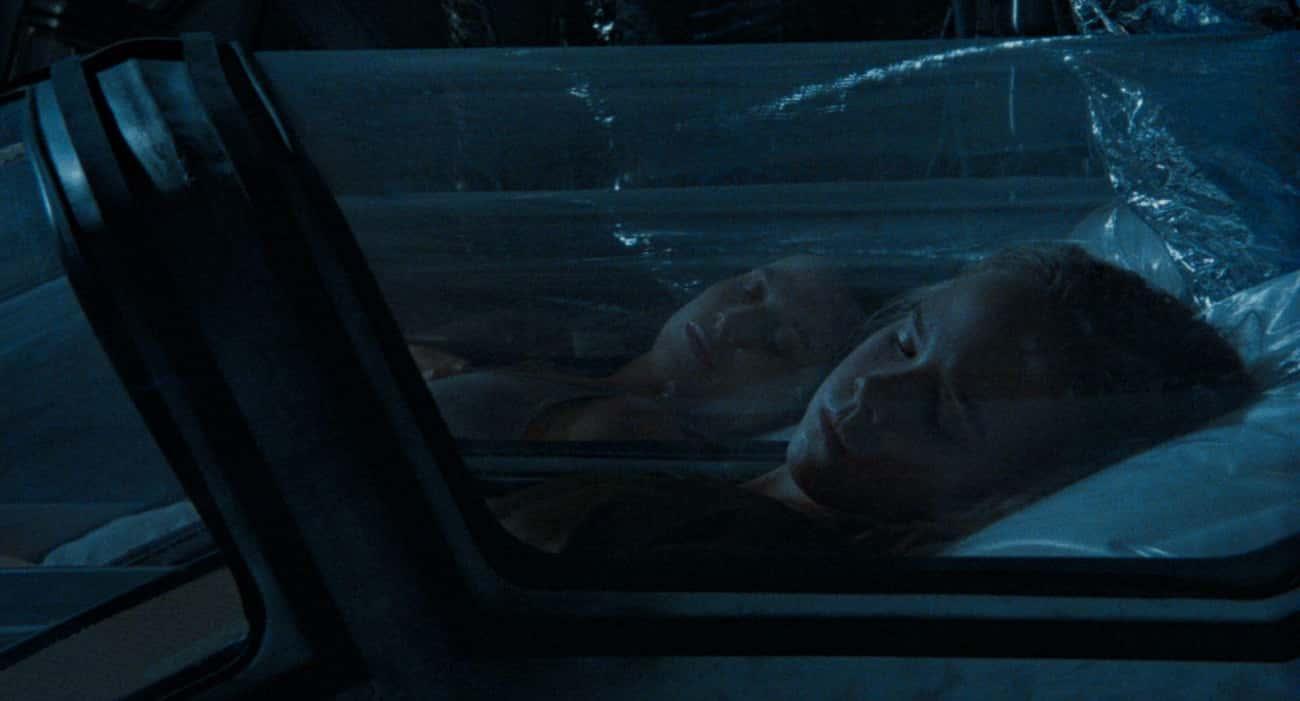 'Alien 3' -Hicks And Newt