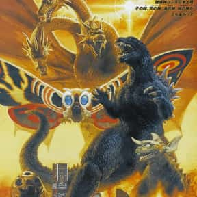 Godzilla, Mothra and King Ghid is listed (or ranked) 21 on the list The Best Monster Movies of the 2000s