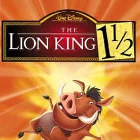 The Lion King 1½