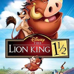 The Lion King 1½ is listed (or ranked) 11 on the list The Best Cat Movies