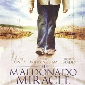 The Maldonado Miracle is listed (or ranked) 19 on the list The Best Peter Fonda Movies