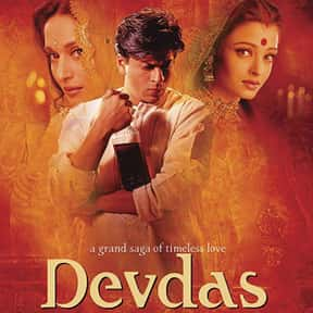 Devdas is listed (or ranked) 10 on the list The Best Shah Rukh Khan Movies