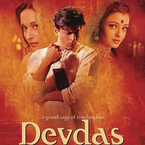 Devdas is listed (or ranked) 19 on the list The Best Bollywood Movies of All Time