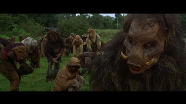 The Island of Dr. Moreau... is listed (or ranked) 2 on the list 15 Movies With Great Ideas Ruined By Terrible Execution