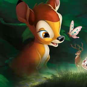 Bambi is listed (or ranked) 8 on the list The Best Disney Movies About Family
