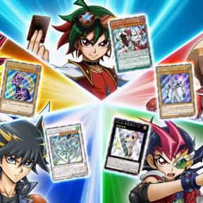 Yu-Gi-Oh is listed (or ranked) 14 on the list Which Anime Universe Would You Want To Live In?