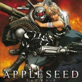 Appleseed is listed (or ranked) 25 on the list The Best R-Rated Japanese Movies