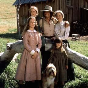 Little House on the Prairie is listed (or ranked) 12 on the list The Best Drama Shows About Families, Ranked