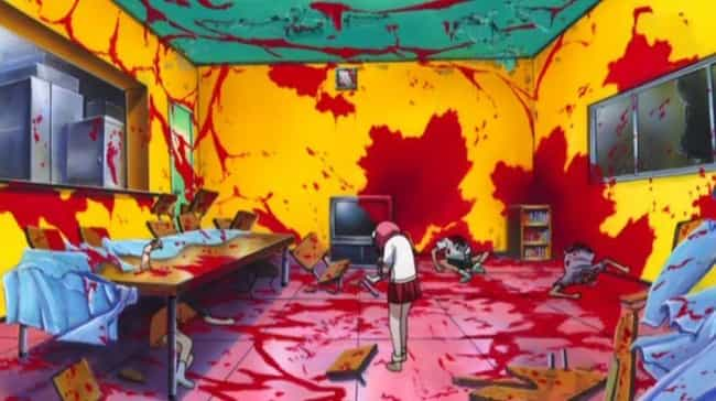Elfen Lied is listed (or ranked) 4 on the list Anime Series That Are Way Too Smart For Kids
