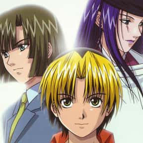 Hikaru No Go is listed (or ranked) 11 on the list The Greatest Anime From Studio Pierrot