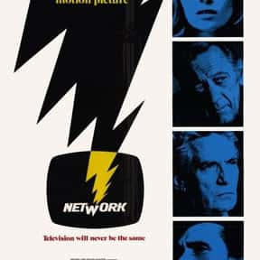 Network is listed (or ranked) 3 on the list The Best Movies Without Soundtracks